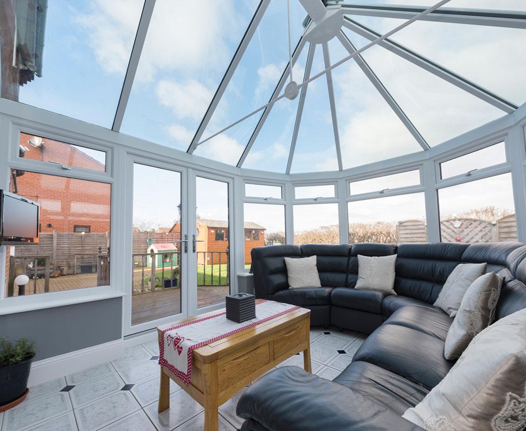 conservatories weybridge