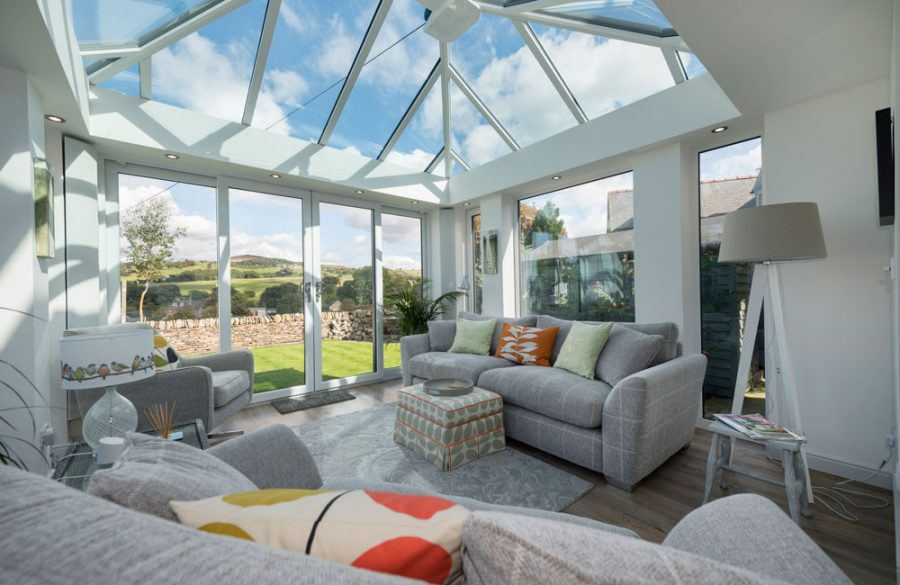 conservatories weybridge